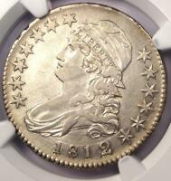 1812/1 CAPPED BUST HALF DOLLAR 50C - NGC EXTRA FINE  DETAILS -  - LOOKS AU