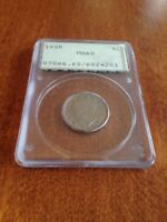 1905 PCGS MS60 LIBERTY NICKEL IN OLD RATTLER HOLDER