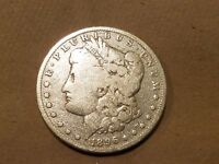 1896 O MORGAN SILVER DOLLAR LIBERTY HEAD $1 COIN ONE DOLLAR 1