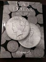 1921 1935 90  PEACE DOLLAR COMPLETE SET 24 COINS W/ KEY DATE