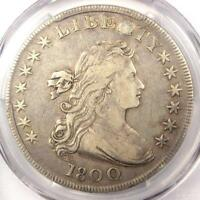 1800 DRAPED BUST SILVER DOLLAR $1   CERTIFIED PCGS VF DETAILS    COIN