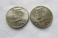 2004 P AND D KENNEDY HALF DOLLAR COIN SET   LOT K1