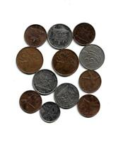 TRINIDAD AND TOBAGO: MIXED LOT OF 12 COINS FROM 1978 2009