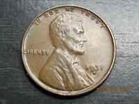 1931 D LINCOLN WHEAT CENT    SOLID ALBUM FILLER COIN  X F