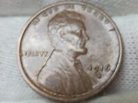 1916 S LINCOLN WHEAT CENT PENNY AND SHIPS FREE