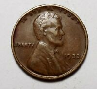 1933 LINCOLN WHEAT CENT  3063
