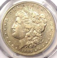 1895-S MORGAN SILVER DOLLAR $1 - PCGS EXTRA FINE  DETAILS EF -  CERTIFIED COIN