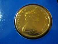 AUSTRALIAN 1984 5 CENTS COIN UNCIRCULATED
