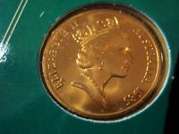 AUSTRALIAN 1985 2 CENTS COIN UNCIRCULATED