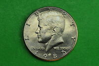 1985 P  BU  MINT STATE KENNEDY US HALF DOLLAR COIN