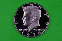 1974 S  KENNEDY HALF DOLLAR DEEP CAMEO US GEM PROOF COIN