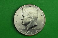1984 P GEM  BU  MINT STATE KENNEDY US HALF DOLLAR COIN