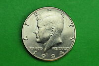 1984 P CHOICE  BU  MINT STATE KENNEDY US HALF DOLLAR COIN