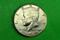 1987 D GEM BU  MINT STATE KENNEDY US HALF DOLLAR COIN