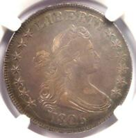 1806 DRAPED BUST HALF DOLLAR 50C - NGC EXTRA FINE 40 EF40 -  COIN - $1,920 VALUE