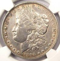 1893-O MORGAN SILVER DOLLAR $1 - NGC EXTRA FINE 40 EF40 PQ -  DATE - CERTIFIED COIN