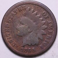 1866 INDIAN HEAD CENT PENNY       K6RCB