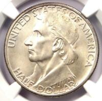 1935/34-D DANIEL BOONE HALF DOLLAR 50C - NGC MINT STATE 67 CAC PLUS GRADE - $2,650 VALUE