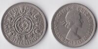 1967 GREAT BRITAIN 1 FLORIN  2 SHILLINGS  COIN