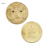 ANIMALS WILDLIFE PROTECTION SERIES COIN SET 1 OZ INSERT ARTIFICIAL CRYSTAL COIN
