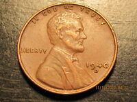 1940 D LINCOLN WHEAT CENT   SOLID ALBUM FILLER COIN   2