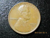 1931 D LINCOLN WHEAT CENT   R SOLID ALBUM FILLER COIN