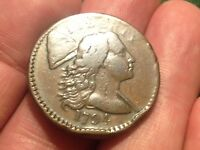 1794 LIBERTY CAP LARGE CENT    BEAUTIFUL COIN   CLEAR LETTERED EDGE