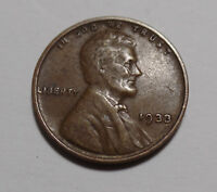 1933 LINCOLN WHEAT CENT  518