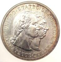 1900 LAFAYETTE SILVER DOLLAR $1 - ANACS UNC DETAILS MS -  CERTIFIED COIN