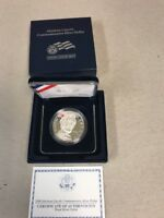 2009 UNITED STATES MINT ABRAHAM LINCOLN COMMEMORATIVE SILVER DOLLAR PROOF