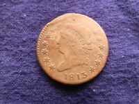 1813 CLASSIC HEAD LARGE CENT S-293 R2