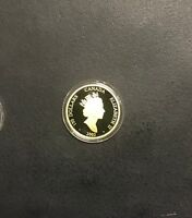 2002 CANADA $150 18KT GOLD HOLOGRAM COIN   YEAR OF THE HORSE