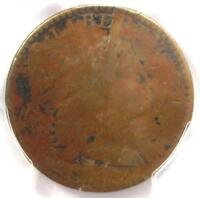 1794 S-35 LIBERTY CAP LARGE CENT 1C R5 - PCGS VG DETAILS - RARITY-5 VARIETY