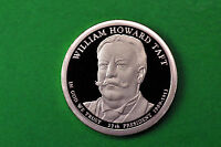 2013-S  GEM  PROOF WILLIAM HOWARD TAFT DEEP CAMEO US PRESIDENTIAL ONE DOLLAR