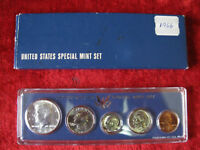 1966 SPECIAL MINT SET WITH BLUE BOX