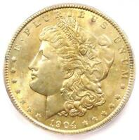 1904 MORGAN SILVER DOLLAR $1 1904-P - ICG MINT STATE 64 -  DATE IN MINT STATE 64 - $520 VALUE