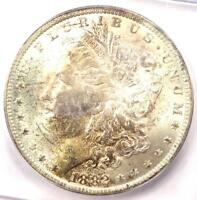 1882-O MORGAN SILVER DOLLAR $1 COIN - ICG MINT STATE 66 -  IN MINT STATE 66 - $3750 BOOK VALUE