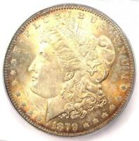 1879-P 1879 MORGAN SILVER DOLLAR $1 - ICG MINT STATE 65 -  IN MINT STATE 65 - $550 VALUE