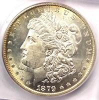 1879-O MORGAN SILVER DOLLAR $1 COIN - ICG MINT STATE 65 -  IN MINT STATE 65 - $2,750 VALUE