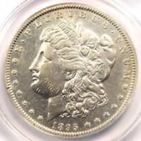 1895-O MORGAN SILVER DOLLAR $1 - ANACS EXTRA FINE 45 DETAILS EF45 -  CERTIFIED COIN