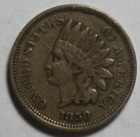1859 INDIAN HEAD CENT MB104