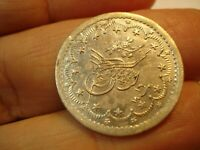 UNKNOWN   SILVER   COIN    12      6.03  GRAMS    ISLAMIC