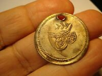 UNKNOWN   SILVER   COIN    14      2.89  GRAMS    ISLAMIC?