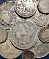 US COIN GRAB BAG   GREAT GIFT   SILVER & PROOF COINS & MORE   BEST DEAL ON EBAY