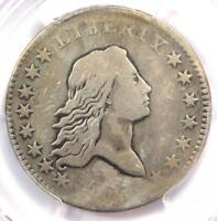 1795 FLOWING HAIR BUST HALF DOLLAR 50C   CERTIFIED PCGS FINE DETAIL    COIN