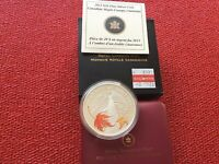 2013 $20 SILVER COIN   CANADIAN MAPLE CANOPY   AUTUMN