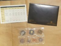 2007 CANADA UNCIRCULATED SET CANADIAN PROOF LIKE SET CENT THROUGH $2 TOONIE