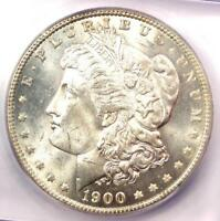 1900-O MORGAN SILVER DOLLAR $1 - CERTIFIED ICG MINT STATE 67 -  IN MINT STATE 67 - $3750 VALUE