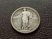 VG 1917-S TY.1 STANDING LIBERTY QUARTER