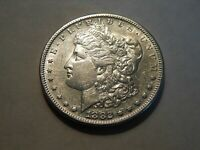 WOW 1882-S BU MORGAN SILVER DOLLAR,   HIGH GRADE COIN FOR ANY COLLECTION